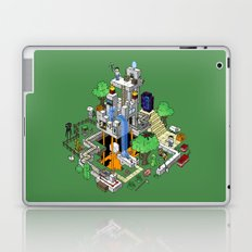 Mine City Laptop & iPad Skin