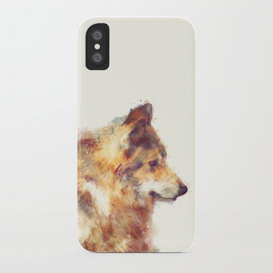 Wolf // True iPhone Case