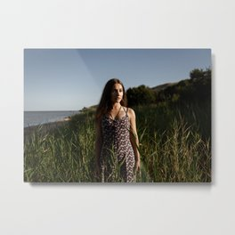 Summertime, and The Living is Easy Metal Print
