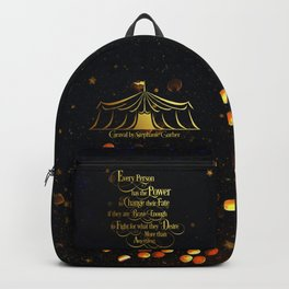 Caraval - Change Your Fate Backpack