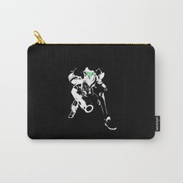 Samus Stencil Carry-All Pouch