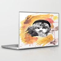 les miserables Laptop & iPad Skins featuring Les Miserables by Taylor Starnes