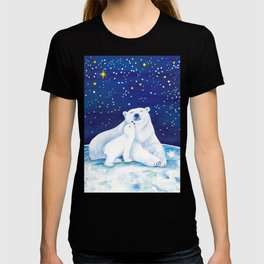 Polar bears, arctic animals T-shirt