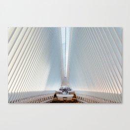 Oculus in New York Canvas Print