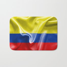 Colombian Flag Bath Mat