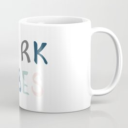 Spreading work vibes Coffee Mug