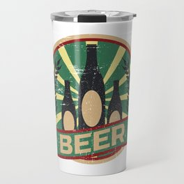 Beer Propaganda   Brew Brewery Brewer Travel Mug