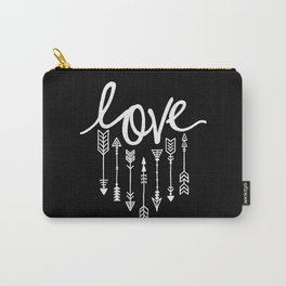 Love Arrows Carry-All Pouch