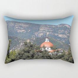 Thomas Aquinas Chapel Rectangular Pillow