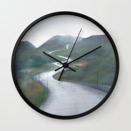 destined to return Wall Clock