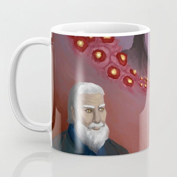 Thinking Around Corners Coffee Mug