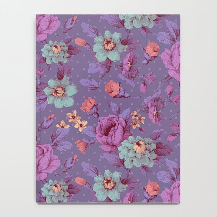 Hopeless Romantic - lavender version Notebook
