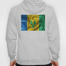 Saint Vincent and the Grenadines Flag Hoody