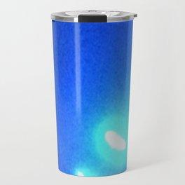 Abstracte Light Art in the Dark Version 40 Travel Mug