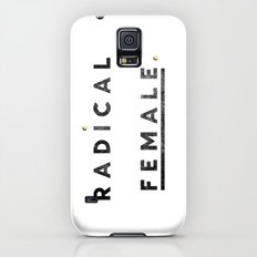 Radical Female Galaxy S5 Slim Case