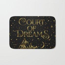 Court of Dreams Bath Mat