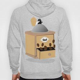 coffee grinder Hoody