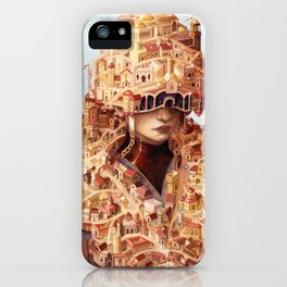 The Roaming City iPhone Case
