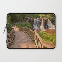 Winding Blackwater Falls Laptop Sleeve
