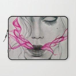 exhale (part 2) Laptop Sleeve
