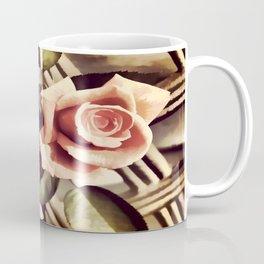 Vintage Rose Garden - Painterly Coffee Mug