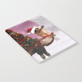 Santa Camel Notebook