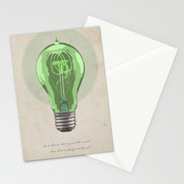 The Green Light Stationery Cards