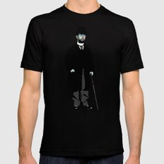 Toulouse Lautrec Mens Fitted Tee SMALL Black