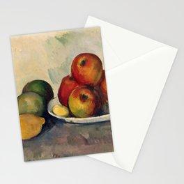 "Paul Cezanne ""Nature morte"", c.1890 Stationery Cards"