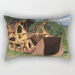 Final Resting Place Rectangular Pillow