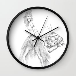 Burdens or Teachers? Wall Clock