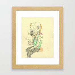 Amalgam II Framed Art Print
