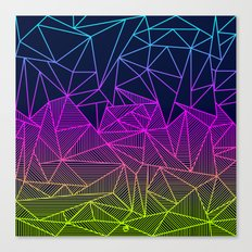Bailey Rays Canvas Print