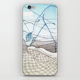 Viagem#3 iPhone Skin