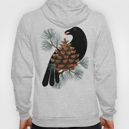 Bird & Berries Hoody