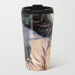 Dead Doll Travel Mug
