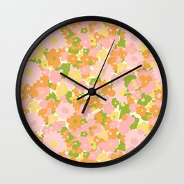 vintage 15 Wall Clock
