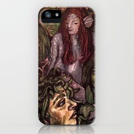 Garden of the Fae iPhone Case
