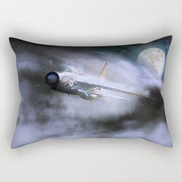 Thunder and Lightning Rectangular Pillow