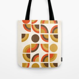Kosher - retro throwback minimalist 70s abstract 1970s style trend Tote Bag
