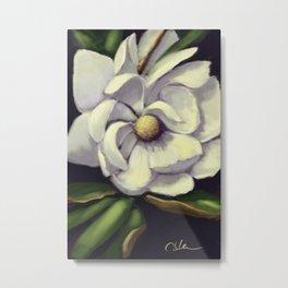 A Cooler Magnolia DP160918a Metal Print