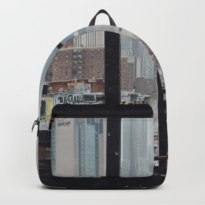 New York City Window Rucksack