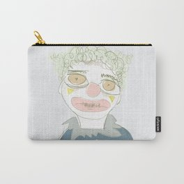 Walter as a Clown Carry-All Pouch