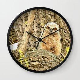 Get A Grip Wall Clock