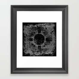 ENCORE UN PEU Framed Art Print