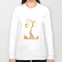 starry night Long Sleeve T-shirts featuring Starry Night by aleha