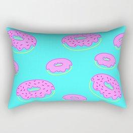 Nothing But Glaze Rectangular Pillow