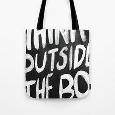 The Box Tote Bag