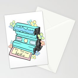 Fuck Your Selfie Stationery Cards