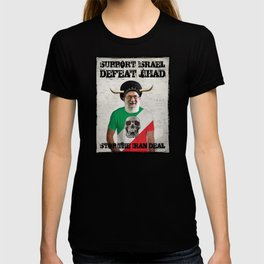 Stop The Iran Deal T-shirt